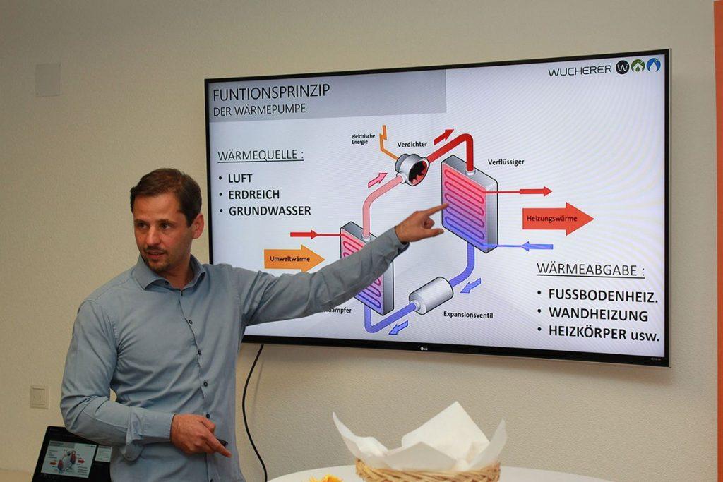 JW-Treff bei Wucherer Energietechnik