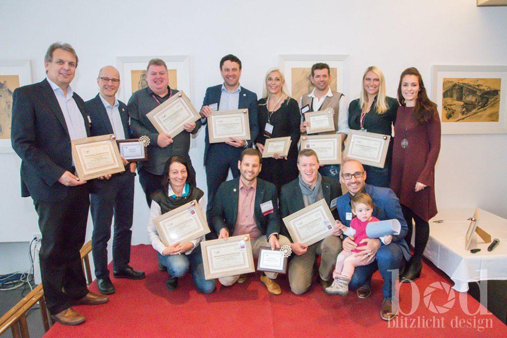 BNI-Auszeichnung für Ingo Wucherer