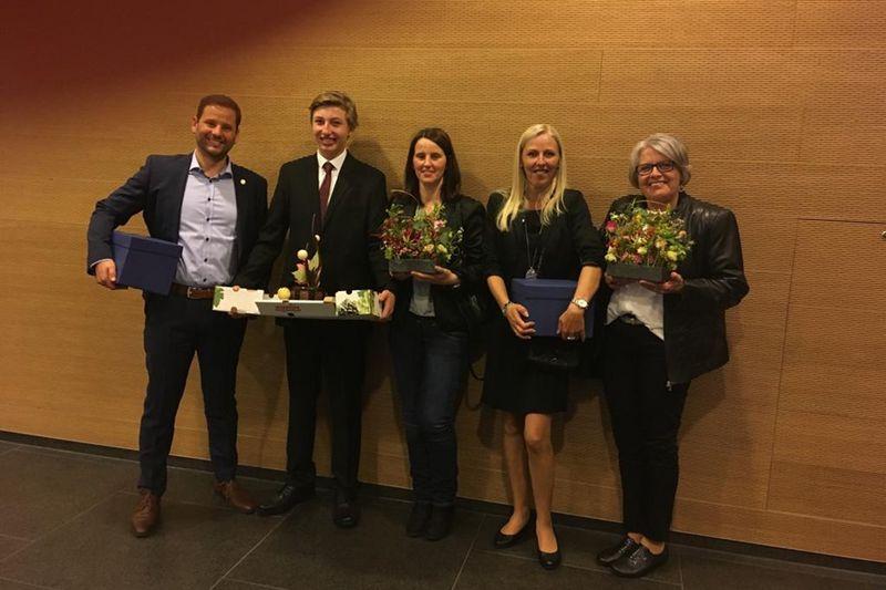 Lehrling des Jahres 2018: Manuel Kaufmann
