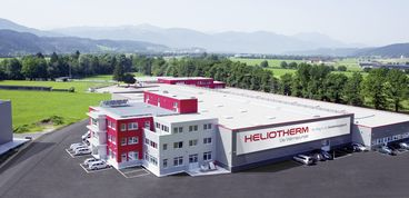 Heliotherm Betriebsgebäude